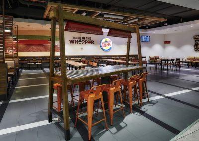 Burger King, Praha – Letiště Václava Havla