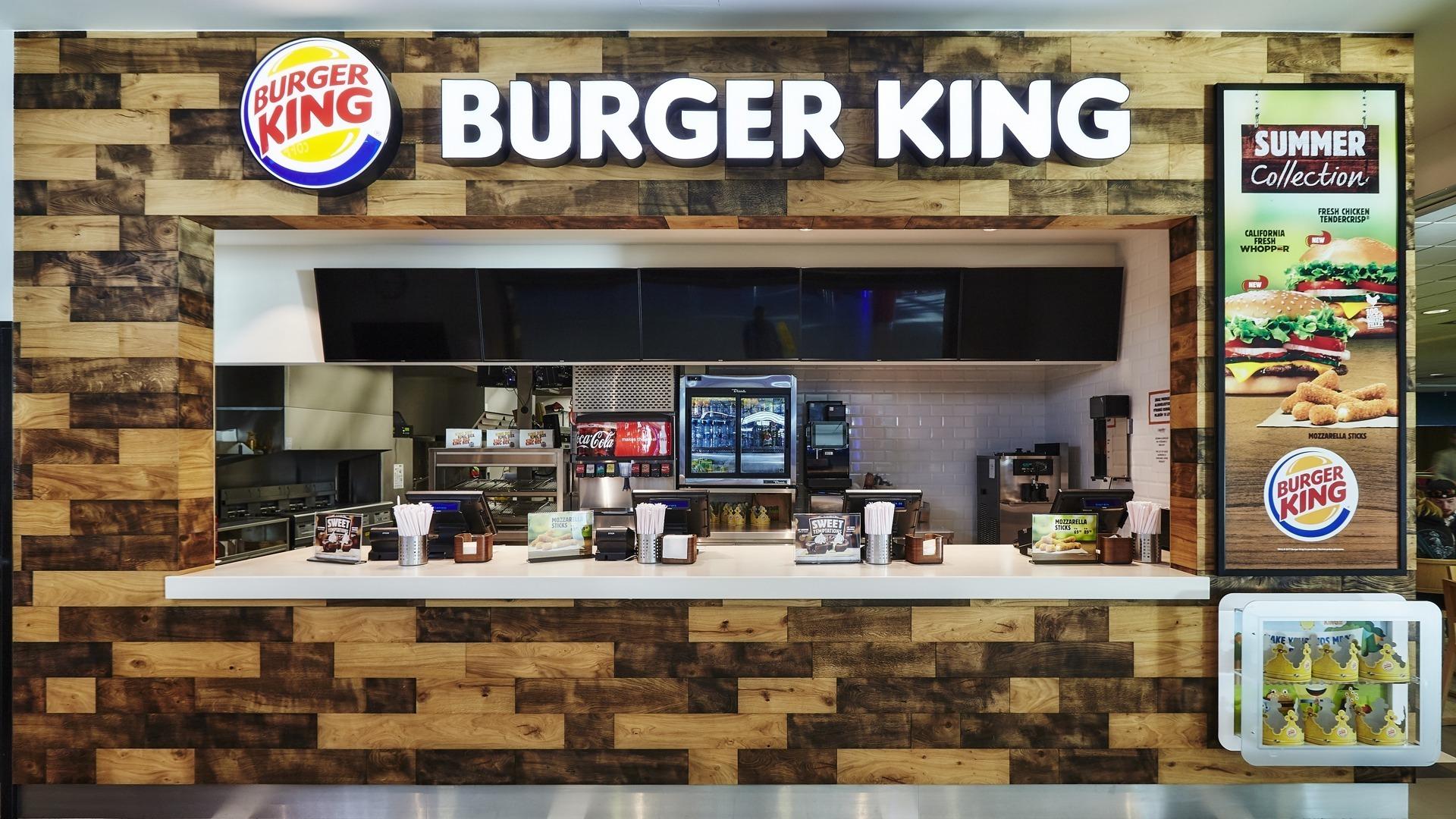 FESCHU Burger King Letiste Praha