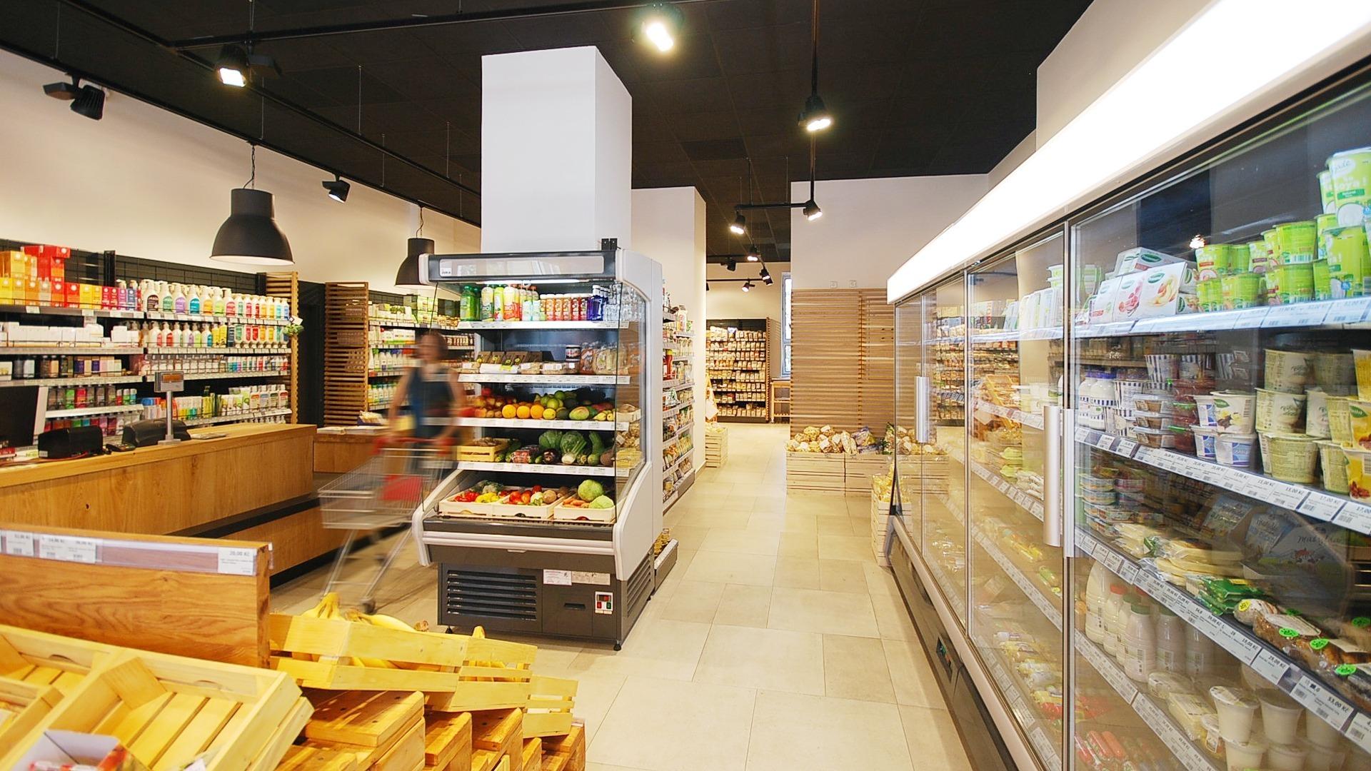 FESCHU Country Life biopotraviny a zdrava vyziva Praha Brevnov celkovy pohled