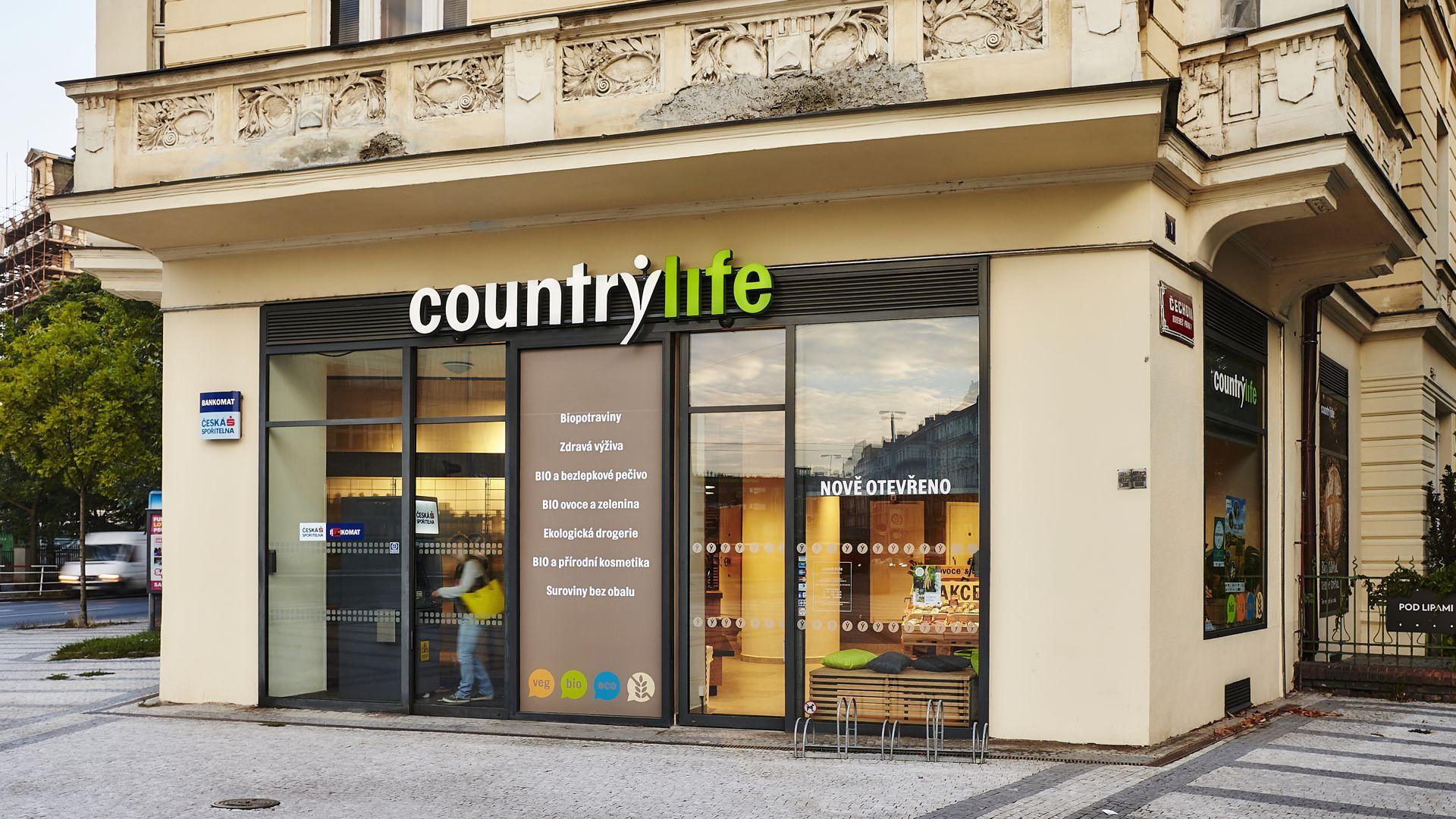 FESCHU Country Life biopotraviny a zdrava vyziva Praha Letna