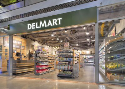 Delmart, OC Atrium – Flora, Praha