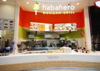 Habanero, Mexican Grill, OC Westfield, Praha – Chodov