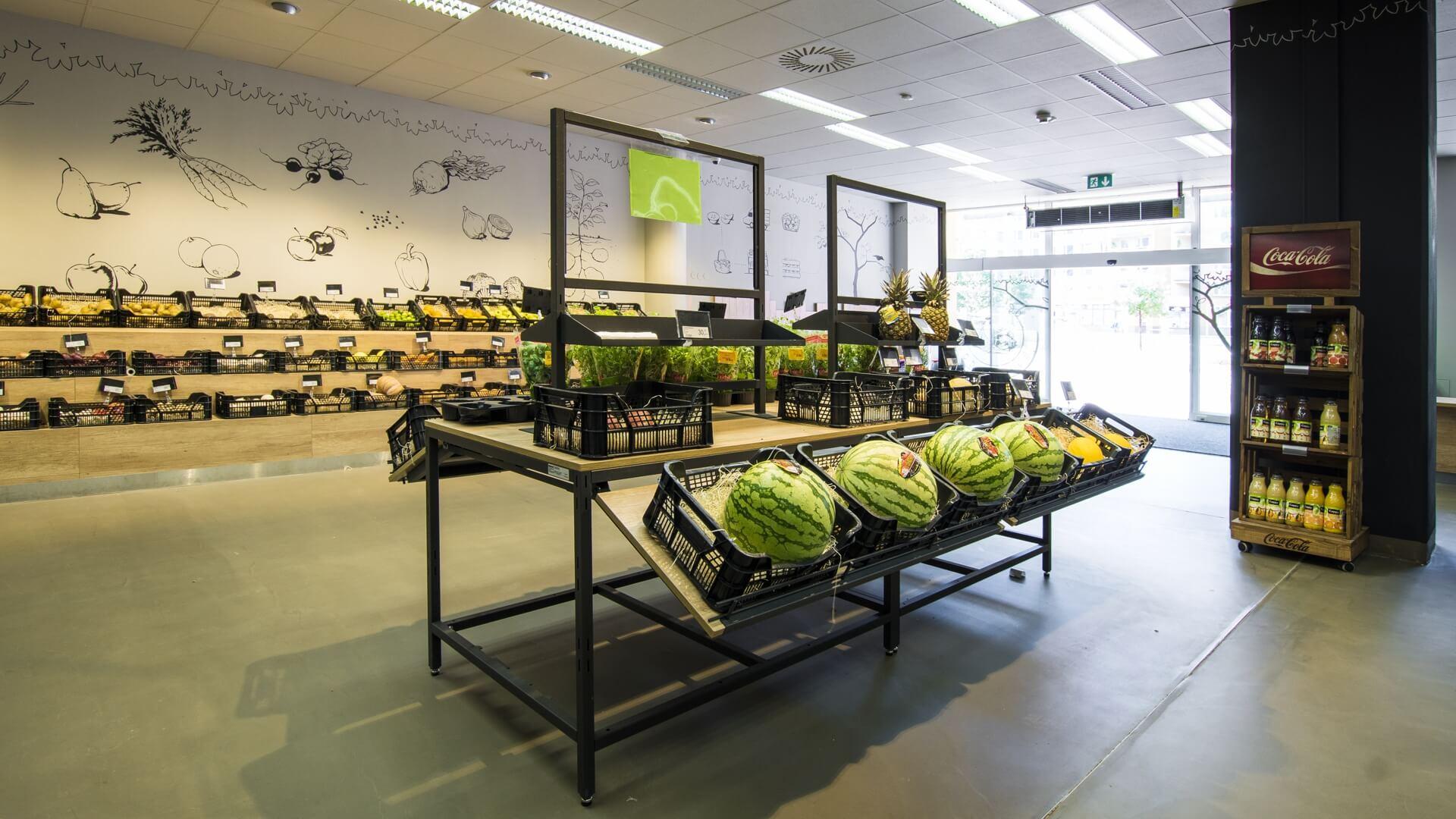 FESCHU Potraviny Kolonial Praha Barrandov ovoce zelenina