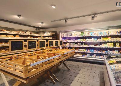 Jak změní nové LED osvětlení prodejnu potravin?