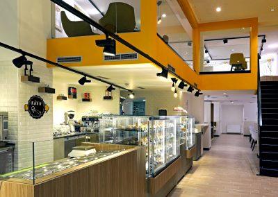 Panos, kavárna, Brno