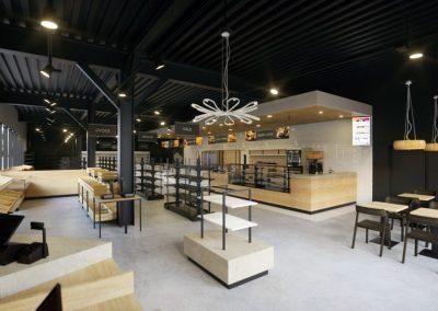 Makro Zlín, Master Shop