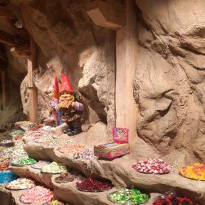 Candy Miners, Praha - osvětlení Imoon