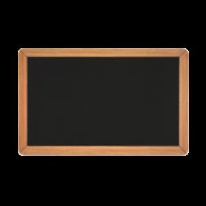 černá cenovka Edikio s rámečkem