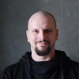 portrét Jiří Frait, technik osvětlení