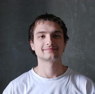 portrét Jan Hospodka, realizační technik osvětlení