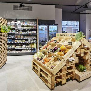 speciální osvětlení Imoon pro ovoce a zeleninu
